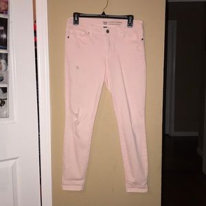 Blush Colored Jeans, 6
